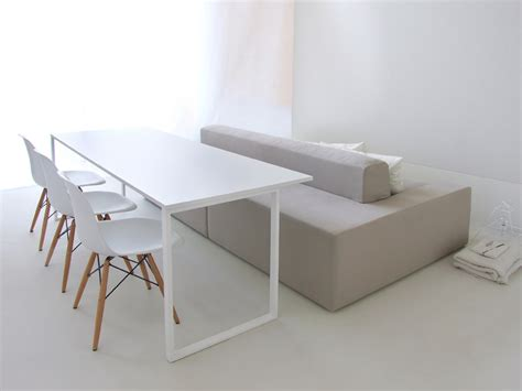dining sofa bench isolagiorno a layout ideal for small spaces
