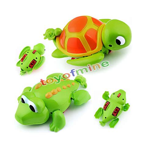 bathtub toys for kids swimming turtle crocodile floating bathtub bath toy for