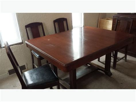 1940s dining room set south