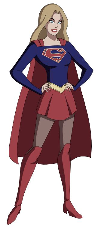 Tas Cw dcau cw supergirl by amtmodollas on deviantart