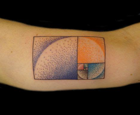 fibonacci tattoo tattoos by zach tattoos