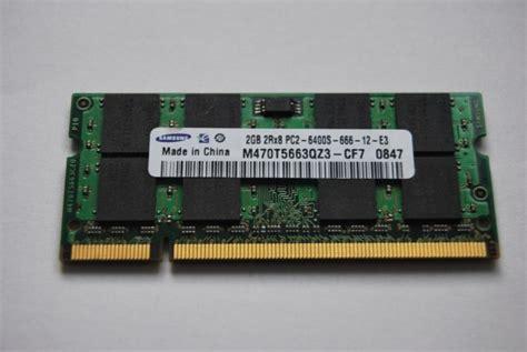 Ram Samsung Ddr2 2gb memory ram samsung 2gb 2rx8 pc2 6400s 666 12 e3 ddr2 ram for sale in cape town id 220769002