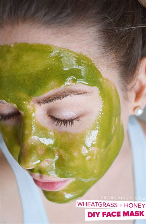 Wheatgrass Detox Test by Diy Wheatgrass And Honey Mask Recipe For Soft Skin