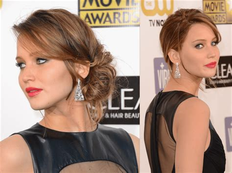 Side Formal Hairstyles by Side Updos Trends For Formal Occasions