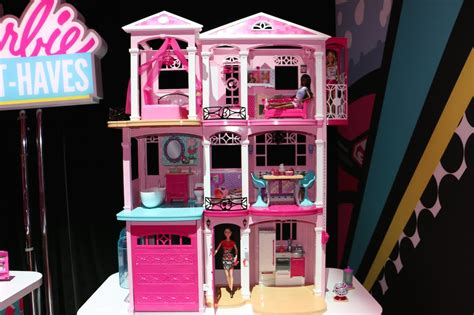 barbie doll dream house videos barbie dreamhouse 2015 doovi