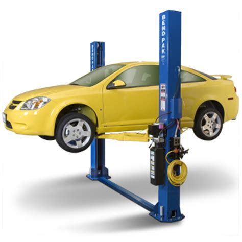 Low Ceiling Two Post Lift by Two Post Lift Low Profile Arms For Sports Cars