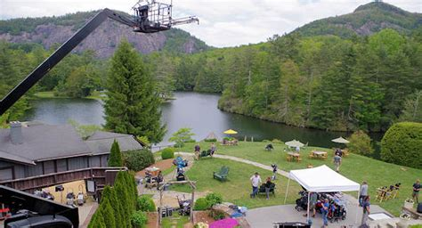 resort where dirty dancing was filmed high hton inn dirty dancing movie remake film location