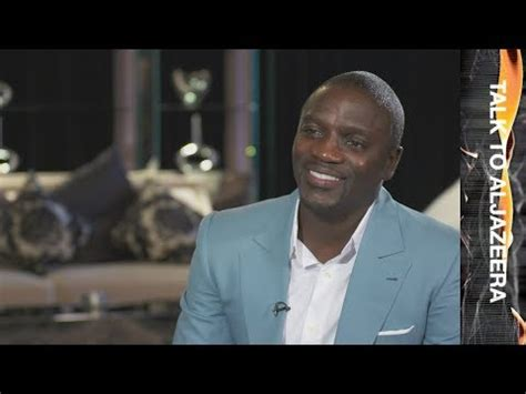 Rapper Akon Has Three by Til Rapper Akon Has Brought Solar Electricity To 1