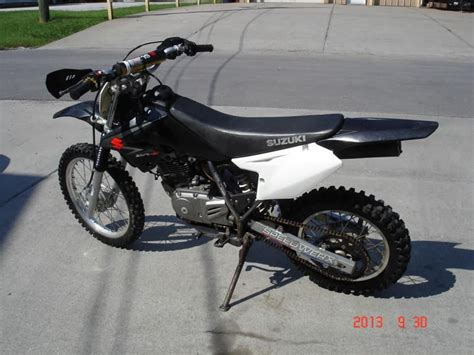 buy 2008 suzuki dr z drz 125 dr z125 4 stroke motorcycle