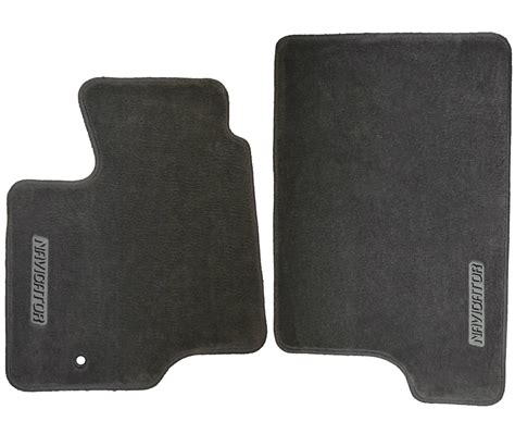 new floor mats custom oem logo factory gray grey for