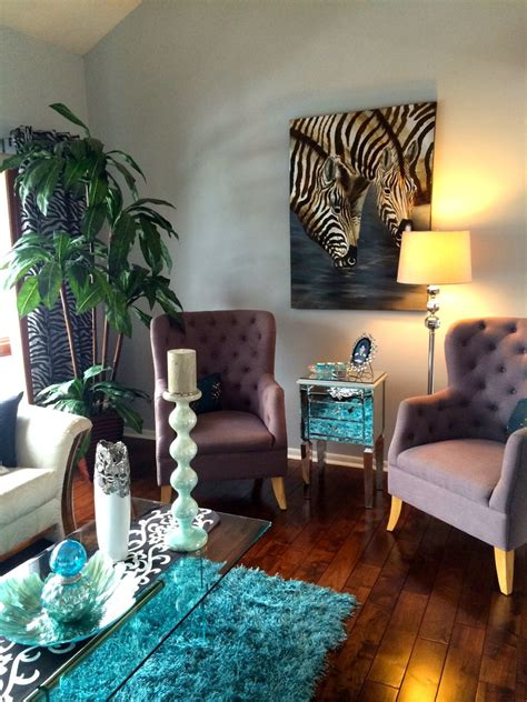 wild forest   living room decohoms