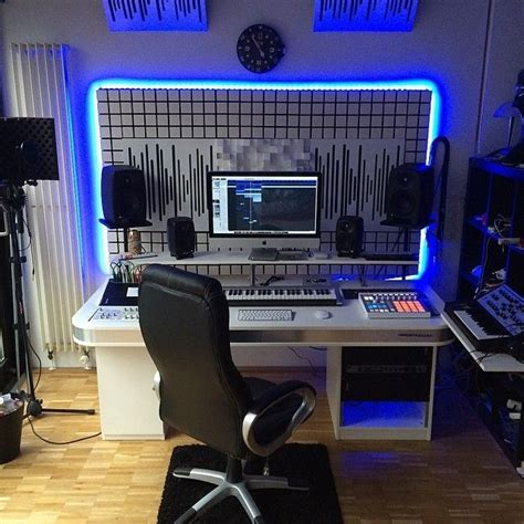 bedroom studio setup 1000 ideas about home recording studios on pinterest