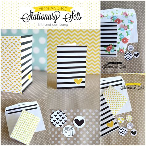 free printable stationery sets free printables stationery sets the 36th avenue