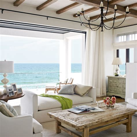 coastal living home decor living room for lounging mediterranean style houses with ocean views coastal living