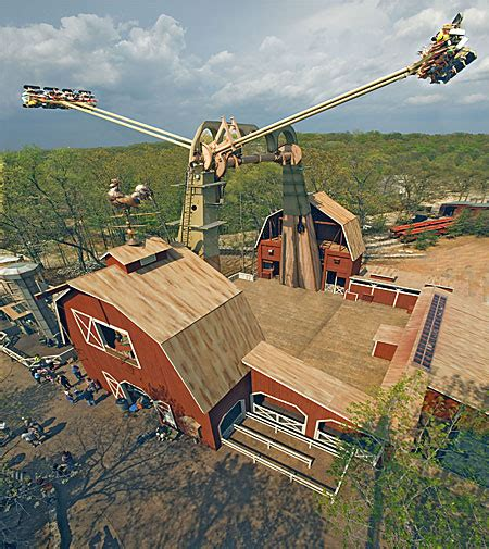 sdc swing silver dollar city debuts 6 million swinging thrill ride