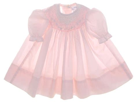 Polly flinders pink smocked baby dress polly flanders pink smocked baby dress polly flinders