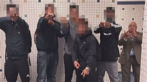 Essay Gangsterism In Secondary School by School Defends Principal In Controversial Sign Photo Abc News