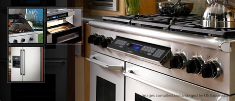 kitchen appliances made in usa dacor kitchen appliances us groove products made in usa