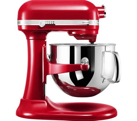 Mixer Crimson buy kitchenaid artisan 5ksm7580xber stand mixer empire free delivery currys