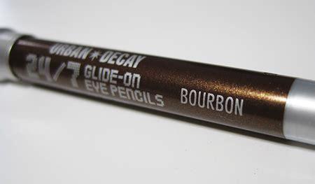 Eyeliner Wardah Warna Coklat jual decay ud glide on pencil eyeliner warna coklat tua bourbon twind supplier
