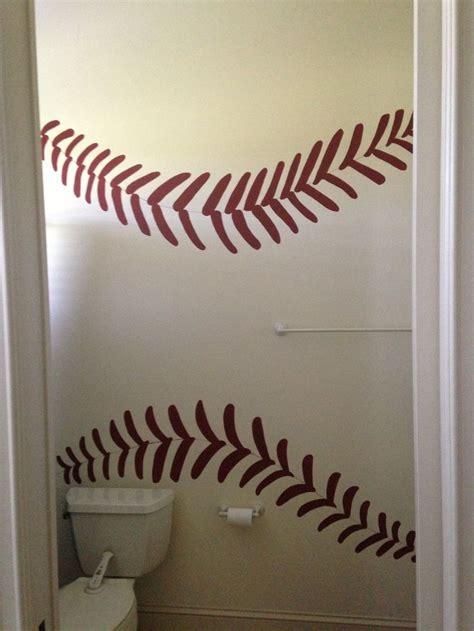 baseball bathroom decor best 25 baseball bathroom ideas on pinterest baseball