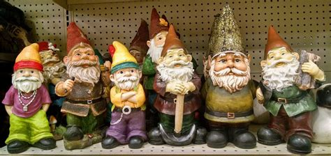 Black And White Decor Free Photo Gnomes Elves Garden Decorations Free