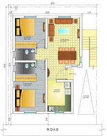 south facing house plans south facing house vastu plan india