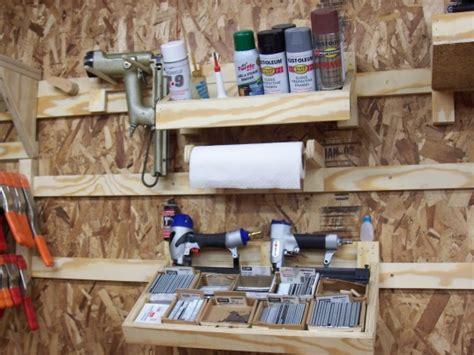 blade storage  room  sandpaper