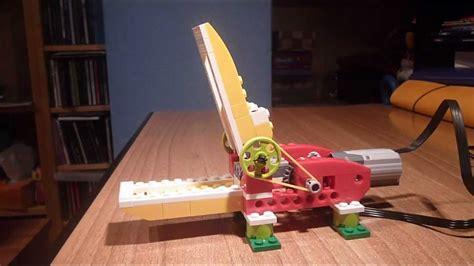 lego wedo tutorial rob 243 tica educativa lego wedo scratch cocodrilo youtube