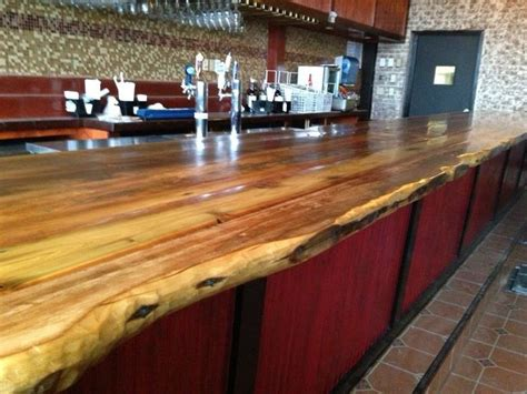 Timber Bar Tops by Antique Wood Bar Top Bars Antiques Bar