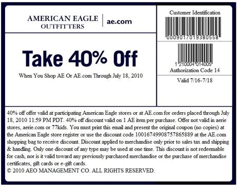 american printable grocery coupons coupon for american eagle save 40 printablecouponcode