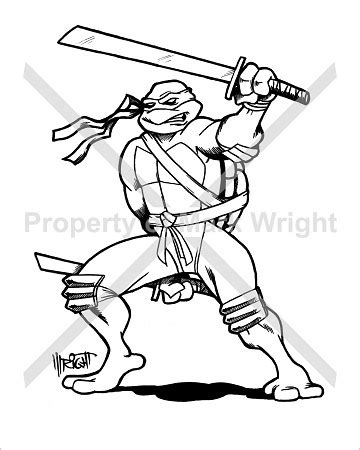ninja turtles coloring pages leo pin by mark wright on markwrightart com toons pinterest
