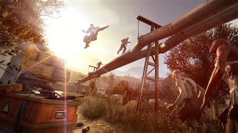 Dying In The dying light the following pc ps 4 x1