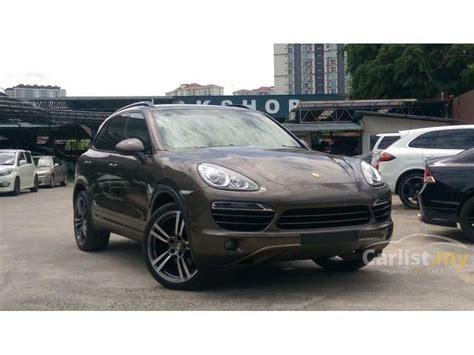 Porsche Cayenne Diesel 2011 by Porsche Cayenne 2011 Diesel 3 0 In Kuala Lumpur Automatic