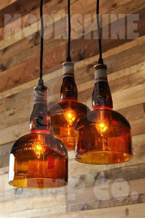 kronleuchter flaschen recycling flasche gran marnier kronleuchter