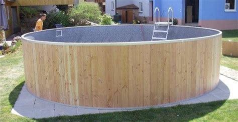 piscine rivestite in legno piscine rivestite in legno steel wood e di qualit 224