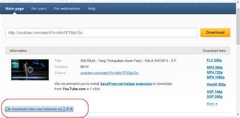 download youtube terbaru tips terbaru download di youtube pake idm sanrawijaya