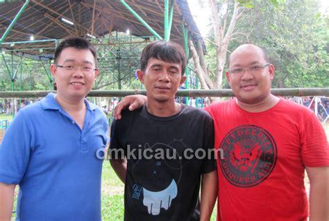 Cucak Jenggot Jawa Muda junior team cup 4 depok juara murai ekor hitam