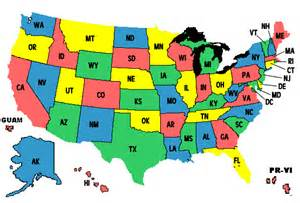 us political map with state abbreviations us restaurant equipment dealers