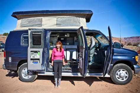 mobile home vans 10 dirtbag climbers convert vans into mobile homes