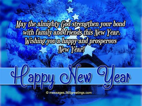 greeting card sayings for new year christian new year messages 365greetings
