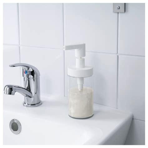dispense ikea tackan soap dispenser white ikea