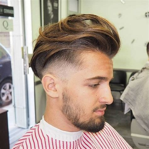 mens under cut wavy hair 50 stylish undercut hairstyles for men to try in 2018