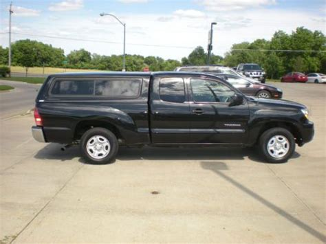 2008 Toyota Tacoma 4 Door For Sale Find Used 2008 Toyota Tacoma Base Extended Cab Sr5