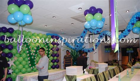 Theme Decorations by Birthday Decorations Balloons For Birthdays