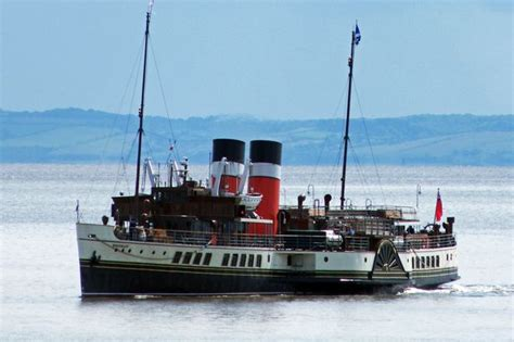the waverley steam boat this is how you can set sail on the world s last sea going