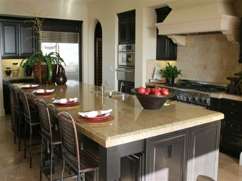 large kitchen islands with seating and sink room image small kitchen island with wine cooler ideas large kitchen
