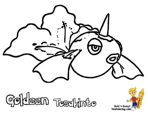 pokemon coloring pages ditto famous pokemon coloring goldeen mew free kids coloring