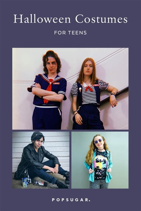 halloween costumes  teens popsugar smart living photo