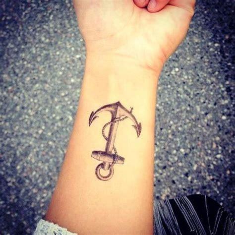 tattoo on wrist anchor simple anchor tattoo time pinterest anchor tattoos
